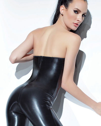 Wetlook Jumpsuit