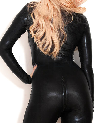 Scandalize Catsuit im Wetlook