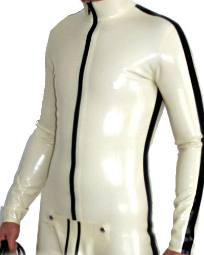 Glued Latex Fullsuit with Codpiece and Various Options