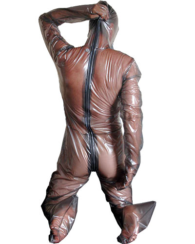 PVC Doll Suit for Men