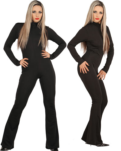 Catsuit aus Stretch
